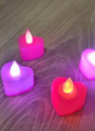 На все 1+1=3 лед свечи