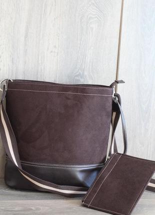 Большая сумка tchibo tcm