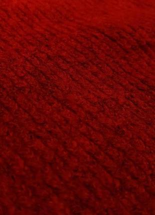 Теплый свитер - оверсайз с объмными рукавами dilvin7 фото