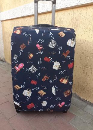 Чехол на чемодан чохол на валізу