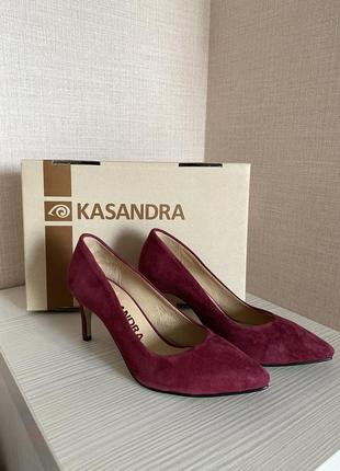 Туфли (лодочки) kasandra