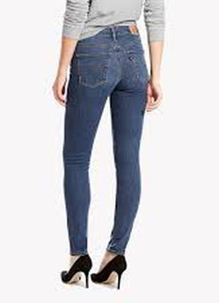 Levis скини прямые джинсы w29