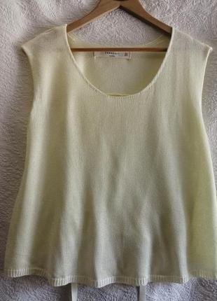 Оригинальная блузка, майка, топ, zara