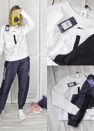 Спортивные штаны джоггеры reebok2 фото