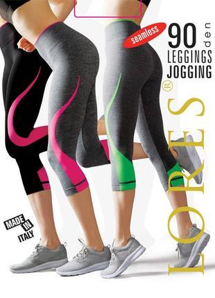 """Леггинсы lores """"jogging"""" 90 den"""