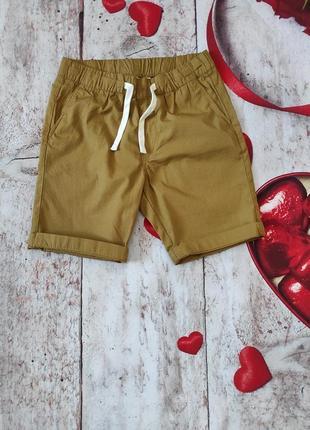 Летние шорты мальчишкам h&m