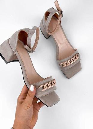 Женские босоножки на каблуку туфли летние zara новые босоножки
