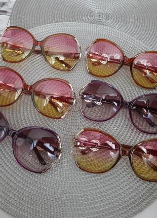 Стильные, модные, яркие очки от бренда  accessorize