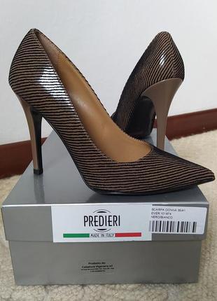 Елегантні жіночі туфлі лодочки женские