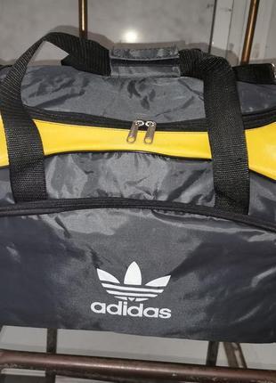 (30*61)спортивная дорожная сумка