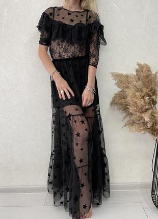 Костюм almogores, платье и юбка италия, размер s, подойдёт на xs
