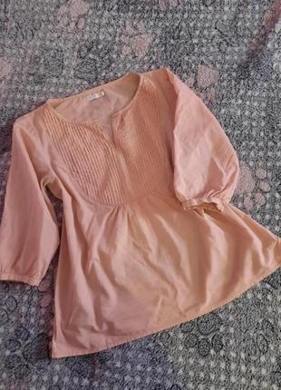 Блузка котонова