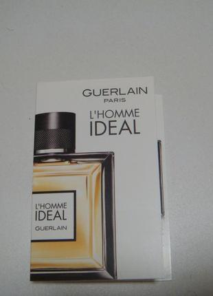 Guerlain l'homme ideal туалетная вода герлен хом идеал.акция 1+1=3