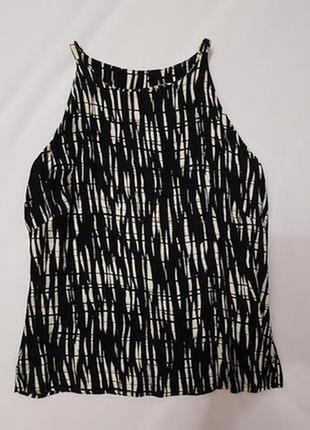 Wallis блуза блузка на тонких бретельках красивая спинка пуговицы 18