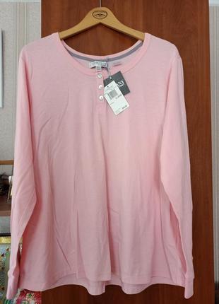 Новая женская пижама розового цвета ellen tracy