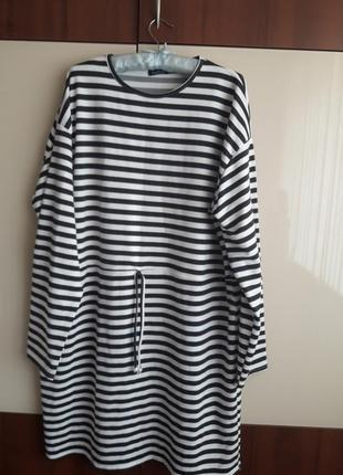 Классное платье-туника boohoo
