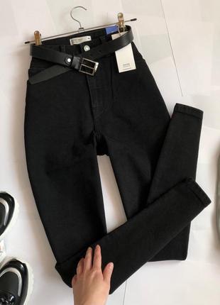 Новые идеальные джинсы мом с очень высокой посадкой house (xs, s)
