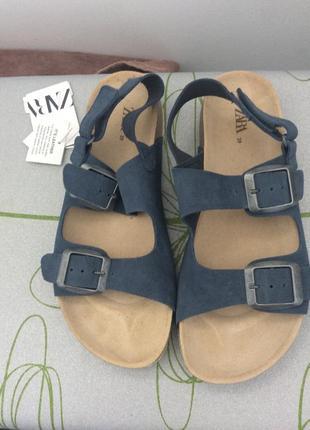 Новые сандали zara 39