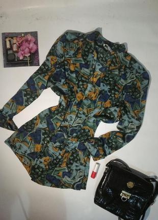 Красивая накидка,блуза.оверсайз. linea petit