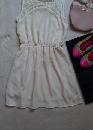 Летнее платье сарафан h&m