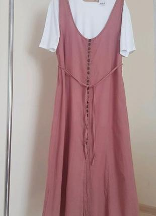 Супер красивое платье сарафан