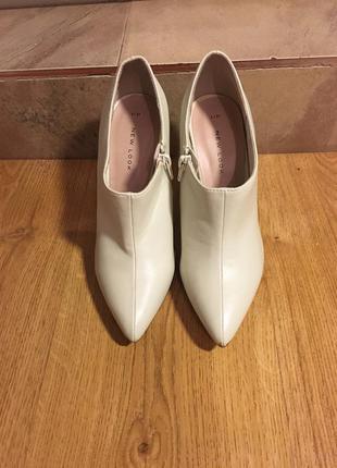 Туфли, ботинки new look