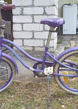 """Велосипед подростковый для девочек stern fantasy 20"""""""