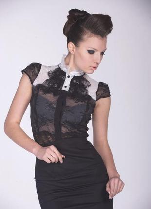 Кружевная блузка arefeva
