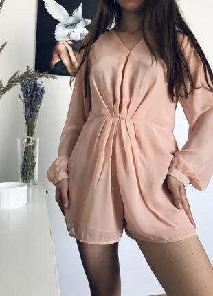 Boohoo комбінезон плаття