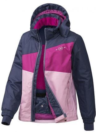 Зимняя куртка crivit для девочки 12-14 лет брак!