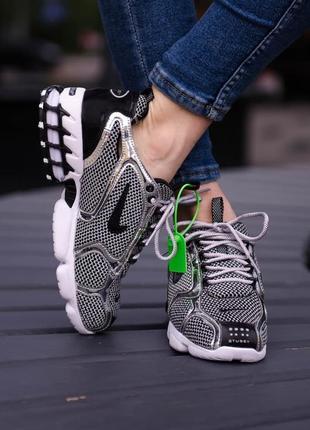 Nike air zoom spiridon cage 2 reflective кроссовки найк аир зум наложенный платёж купить