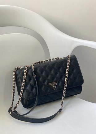 Классическая сумка от guess3 фото