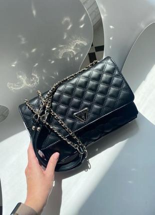 Классическая сумка от guess2 фото