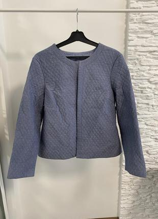 Пиджак стёганный