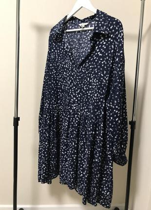 Платье h&m. большой размер. торг.