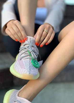 Женские кроссовки adidas yeezy boost 350 v2 synth reflective8 фото