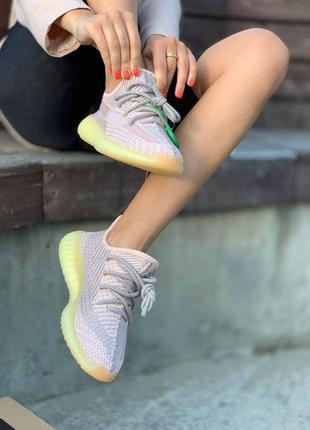 Женские кроссовки adidas yeezy boost 350 v2 synth reflective7 фото