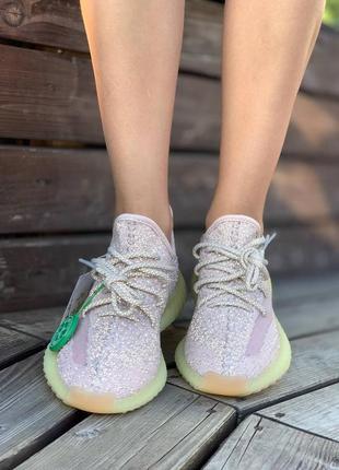 Женские кроссовки adidas yeezy boost 350 v2 synth reflective2 фото