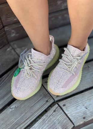 Женские кроссовки adidas yeezy boost 350 v2 synth reflective