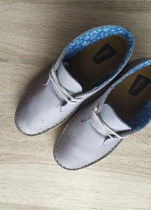 Ботинки черевики clarks 37 р
