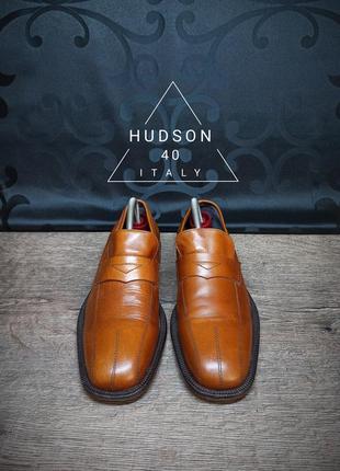 Лоферы hudson 40p (27cm) italy