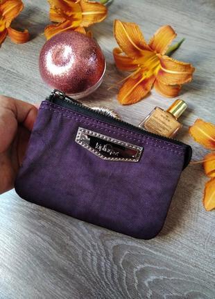 Кошелек  kipling ,гаманець, бордовий кошельок