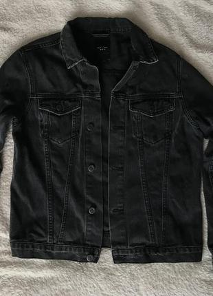 Джинсовая куртка/джинсовка new look