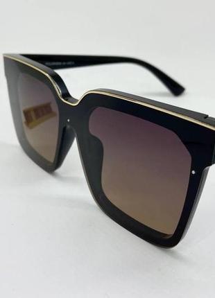 Женские солнцезащитные очки с поляризацией облегченные