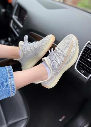 Женские кроссовки adidas yeezy boost 350 v2 lundmark3 фото