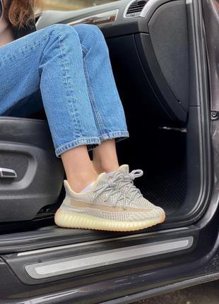 Женские кроссовки adidas yeezy boost 350 v2 lundmark4 фото