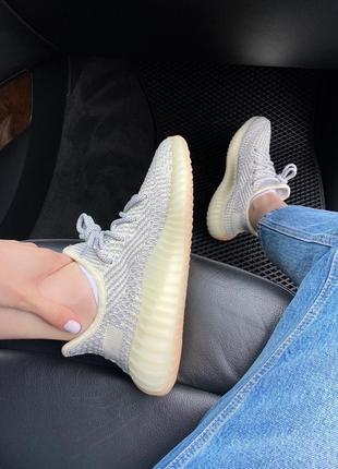 Женские кроссовки adidas yeezy boost 350 v2 lundmark6 фото