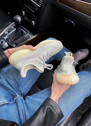 Женские кроссовки adidas yeezy boost 350 v2 lundmark10 фото