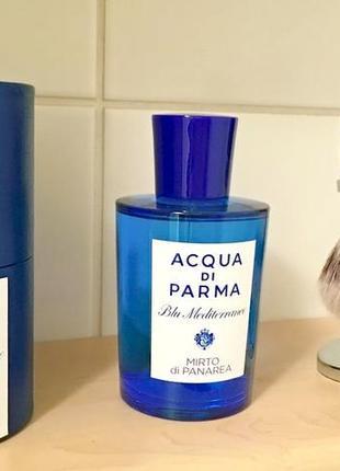 Acqua di parma mirto di panarea оригинал_eau de toilette 3 мл затест3 фото