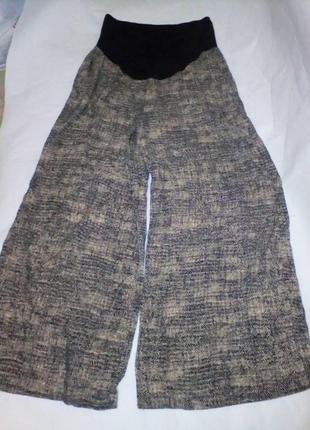 Брюки юбка для беременных next размер 10r турция